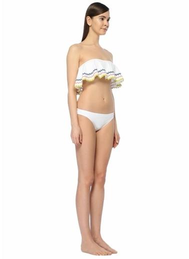 Karla Coletto Bikini Üst Beyaz